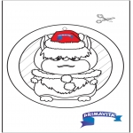 Ofícios - Pintura de Janela - Primavita Hamster
