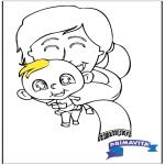 Tema - Pinturas de bebê 2