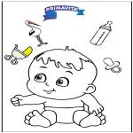 Tema - Pinturas de bebê 3
