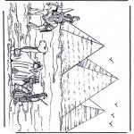 Todos os tipos de - Pirâmides no Egipto