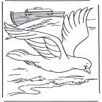 Pinturas bibel - Prisioneiro da Arca de Noé