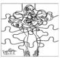 Puzzle Clube Winx