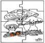Puzzle - Outono
