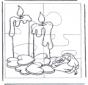 Puzzle velas