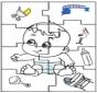 Quebra-cabeça do bebê 2