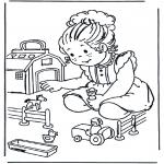 Crianças - Quinta dos brinquedos