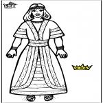 Pinturas bibel - Raínha Ester 2