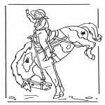 Animais - Rapariga a cavalo 2