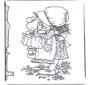 Rapariga com boneca