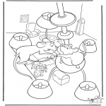 Personagens de banda desenhada - Ratatouille 8