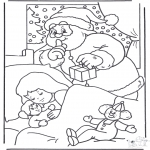 Natal - Roubando o Pai Natal