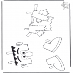 Crianças - Roupa de Elmo 1