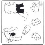 Crianças - Roupa de Elmo 2