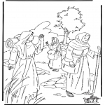 Pinturas bibel - Rute 1
