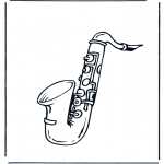 Todos os tipos de - Saxofone