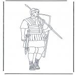 Todos os tipos de - Soldado romano