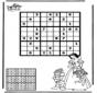 Sudoku Branca de Neve