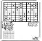 Sudoku  Carros