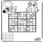 Sudoku  Dálmatas