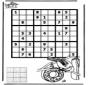 Sudoku Pássaro