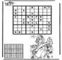 Sudoku Passeio a Cavalo