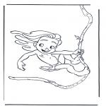 Personagens de banda desenhada - Tarzan 3
