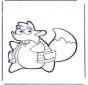 Tiko de eekhoorn