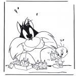 Personagens de banda desenhada - Tom e Jerry