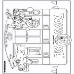 Todos os tipos de - ToysXL para colorir 1