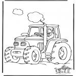 Todos os tipos de - Tractor