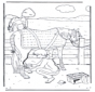 Tratamento do cavalo