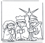 Três homens sábios do leste 2