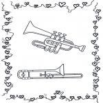 Todos os tipos de - Trompete e trombone