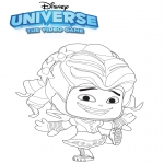 Personagens de banda desenhada - Universe: the video game 1