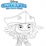 Personagens de banda desenhada - Universe: the video game 2