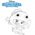 Personagens de banda desenhada - Universe: the video game Nemo