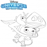 Personagens de banda desenhada - Universe: the video game Pumba