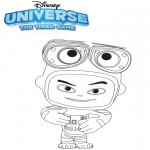Personagens de banda desenhada - Universe: the video game Wall-e
