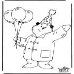 Crianças - Urso Paddington 3