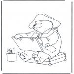 Crianças - Urso Paddington