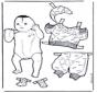 Vestir bebé