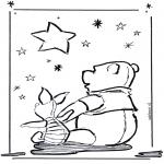 Personagens de banda desenhada - Winnie The Pooh 3