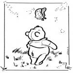 Personagens de banda desenhada - Winnie The Pooh 6