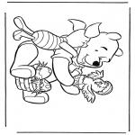 Personagens de banda desenhada - Winnie The Pooh 7