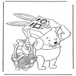 Personagens de banda desenhada - Winnie The Pooh 9