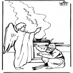 Pinturas bibel - Zacarias